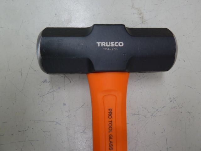 TRUSCO(トラスコ) 両口ハンマー(グラスファイバー柄)  TRH-25G を買い取りしました!岡山店