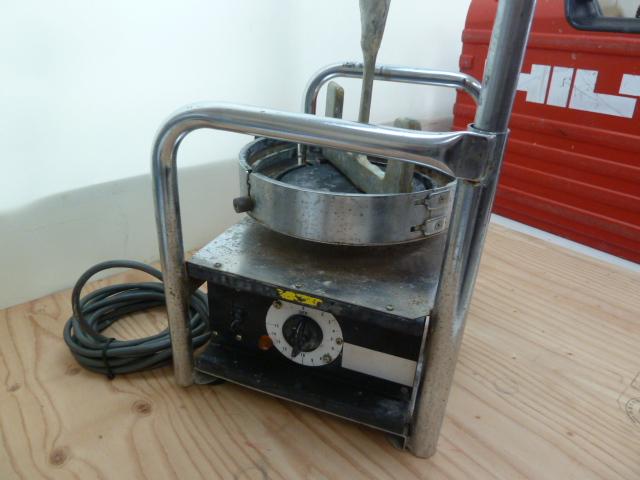 【軽量型ミキスタ】シーリング・コーキング材撹拌機 を買い取りしました!岡山店