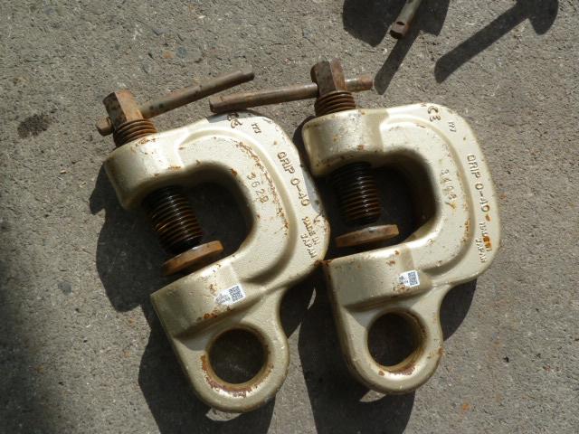 スーパーツール SJC2 2ton 0-40mm スクリューカムクランプ 2個セットを買い取りしました!岡山店