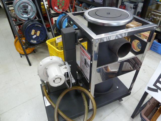 信州工業 SG-30CX 廃油ストーブを買い取りしました!岡山店
