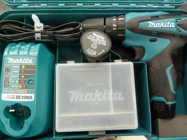 マキタ HP330DWX 10.8V 充電式震動ドライバードリル(差し込み式)を買い取りしました!岡山店