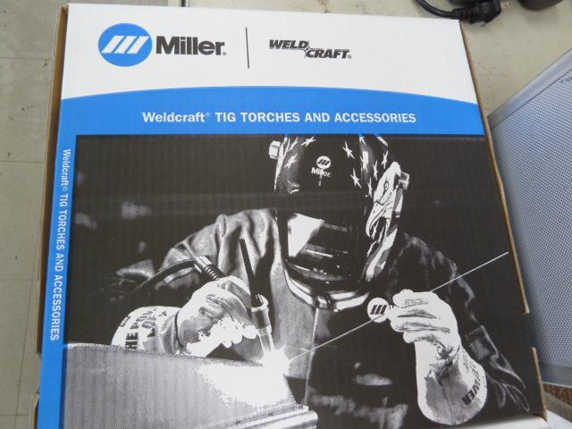 MILLER ミラー手動用空冷フレキシブルトーチセット WP-20012RG1726 を買い取りしました!岡山店