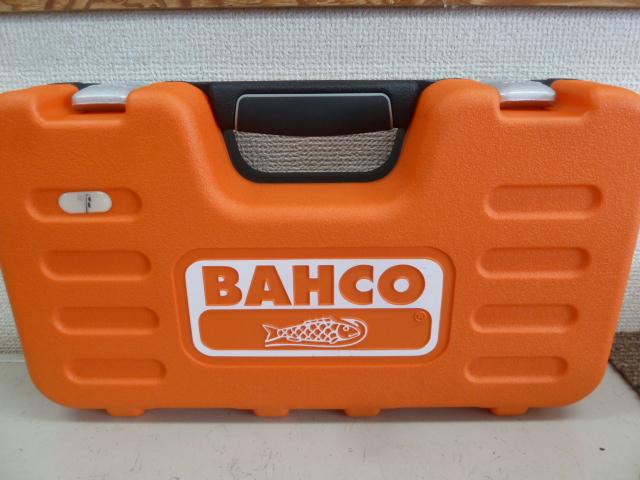 BAHCO  バーコ ソケット・スパナセット S240 を買い取りしました!岡山店