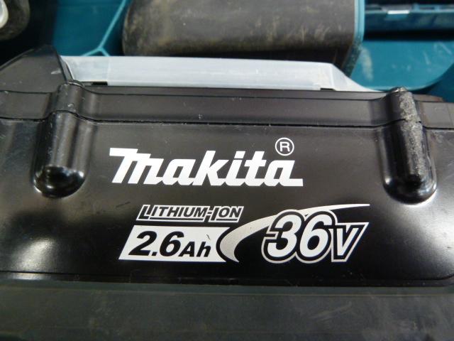 マキタ 26㎜ 充電式ハンマドリル HR262DRDX 36Vを買い取りしました!岡山店