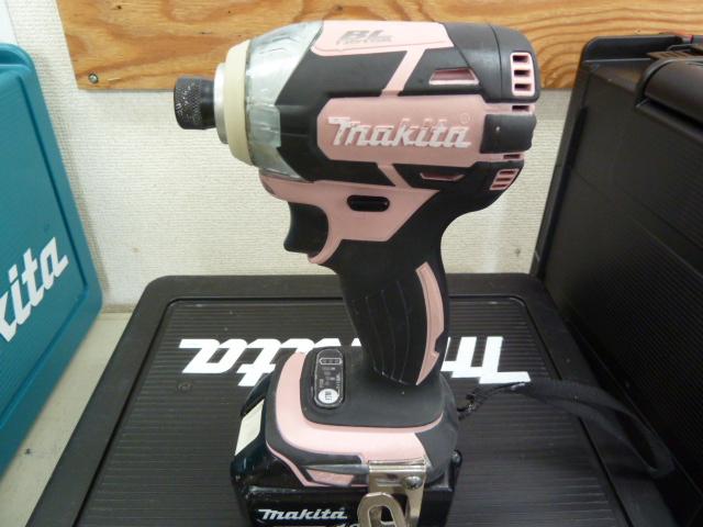 マキタ TD148DRTX 18V 充電式インパクトドライバー  を買い取りしました!岡山店