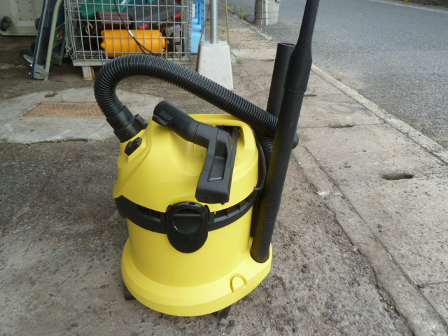掃除機 archerケルヒャー 乾湿両用バキュームクリーナー  MV2 を買い取りしました!岡山店