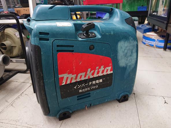 マキタ インバーター発電機の買取をしました!