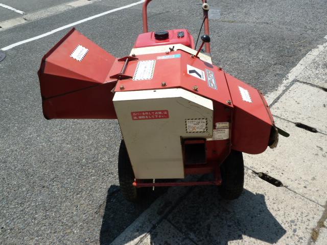 山本製作所 残幹粉砕機(チッパー) CP-170 を買い取りしました!