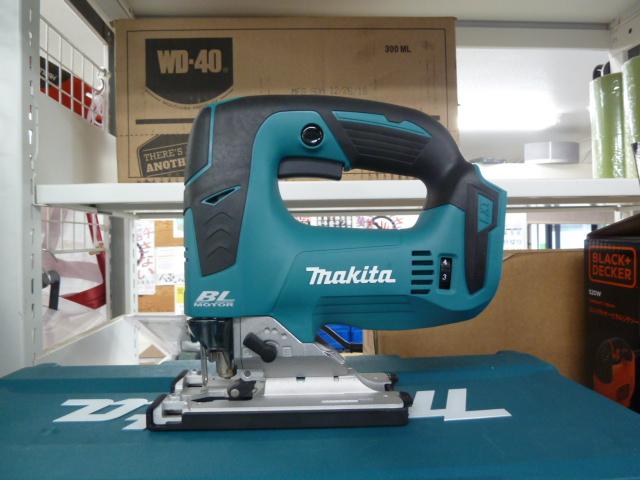 マキタ充電式ジグソー 18V JV182DZK、10.5V JV101A,を買い取りしました!