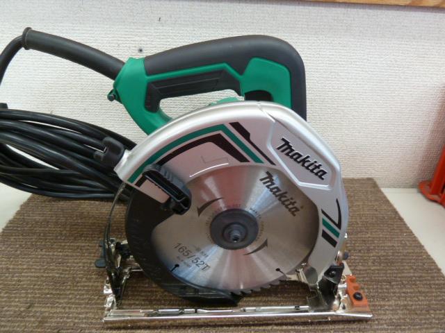 マキタ 100V 電気マルノコ(チップソー付) 【DIY向け】 M565 を買い取りしました!
