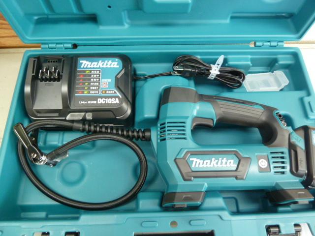 マキタ  10.8V充電式空気入れ MP100D 電動工具・エアー工具 を買い取りしました!