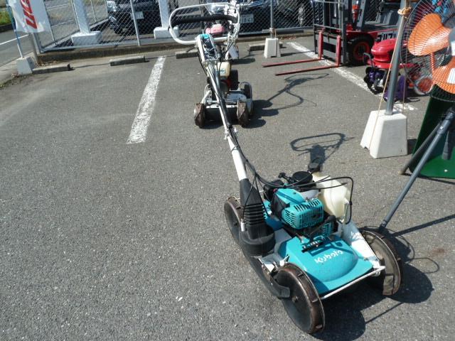 クボタ 自走式草刈り機 GC-S400 を買い取りしました!