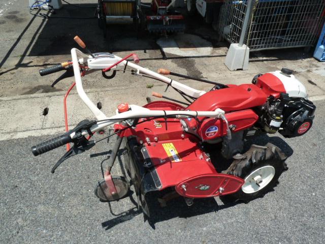 ヤンマー YANMAR スーパーポチ 歩行型 耕運機 SP750  一軸正逆転ロータリー  を買い取りしました!