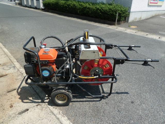 共立 自走キャリーエンジンセット動噴 VSC3510  SP 351 を買い取りしました!岡山店