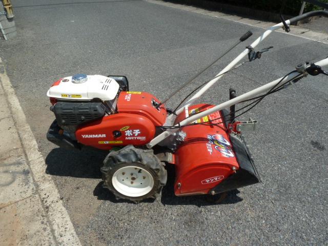 ヤンマー MRT6DXRZ ポチ 管理機 耕運機 を買い取りしました!岡山店