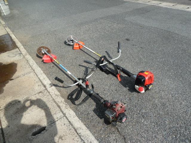 イリノ草刈り機・ロビン4サイクル草刈り機BH2500AU を買い取りしました!