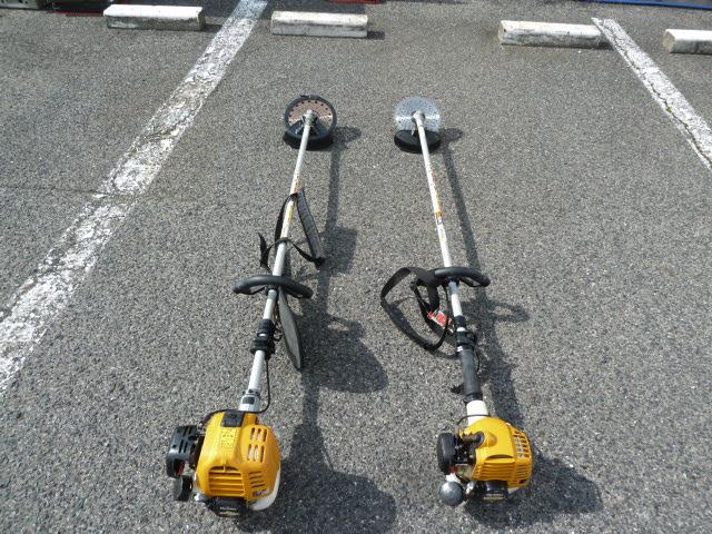 ロビン4サイクル草刈り機 BH2510、 軽量草刈り機 NB2200A を買い取りしました!岡山店