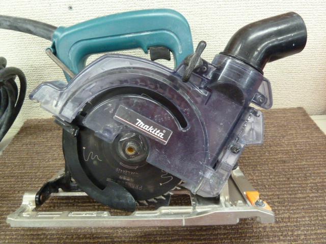 マキタ防塵丸のこ 5055FKB, 5205FX を買取しました。岡山店