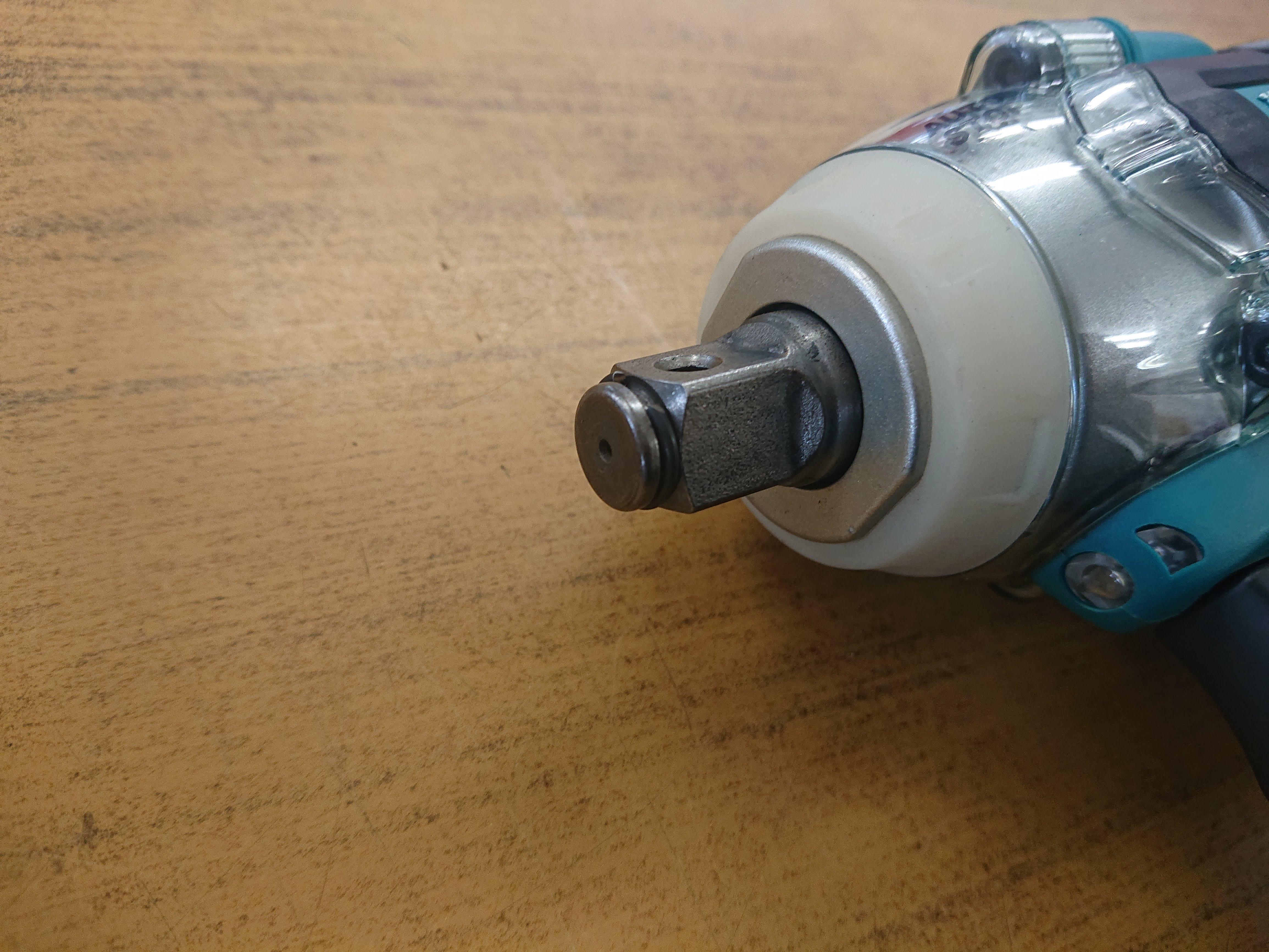マキタ インパクトレンチ TW285の補修!