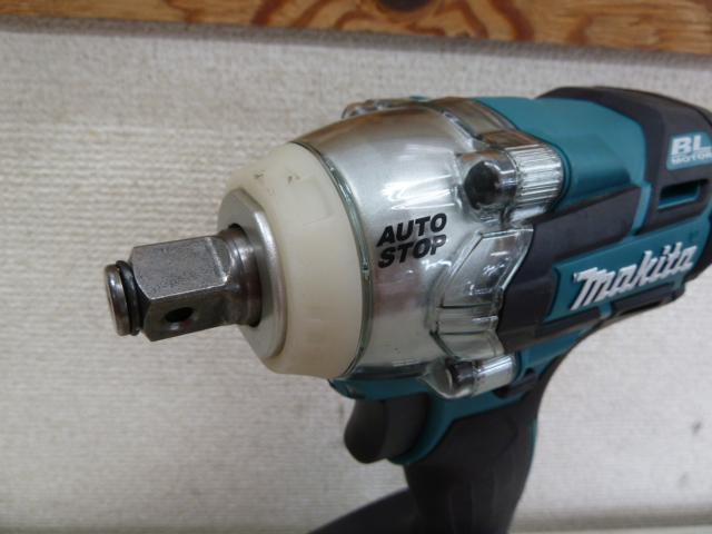 マキタ 充電式インパクトレンチ sp12.7mm TW285DZ 18V対応 を買取しました。