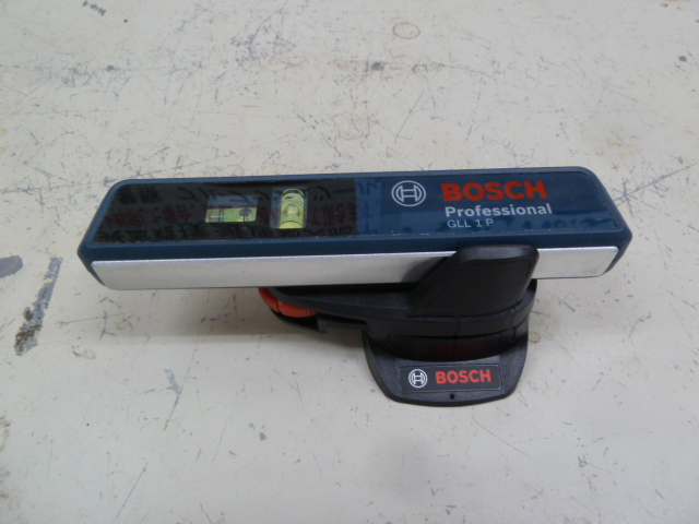 BOSCH(ボッシュ) ミニレーザーレベル GLL1P  を買取しました。岡山店