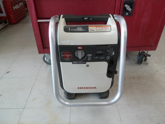 ホンダ(Honda) ガスタイプ発電機enepo(エネポ)EU9iGB を入荷しました。岡山店