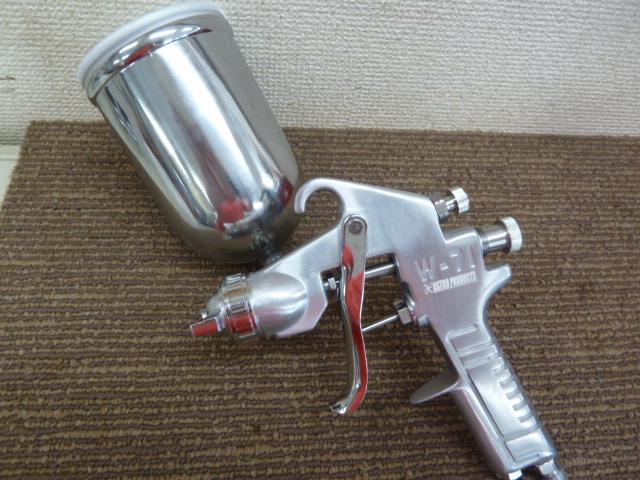 AP エアスプレーガン 上CUP 400cc エアースプレーガン 塗装ガン を入荷しました。岡山店