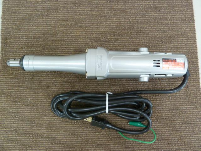 高速電気 ハンドグラインダー HSM-380Ⅱ を買取しました。岡山店
