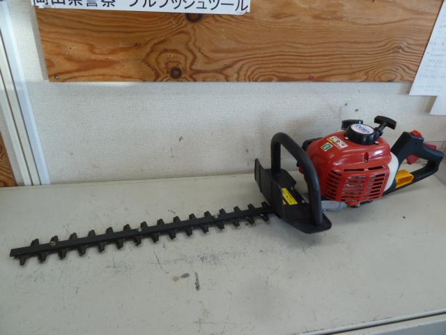 丸山製作所  BIGM エンジンヘッジトリマー  BHT600DR を買取しました。岡山店