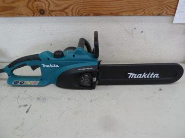 マキタ(Makita) 電気チェーンソー 300mm MUC301 を買取しました。岡山店