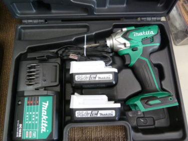 マキタ(Makita) DIYモデル 充電インパクト 14.4V M697DSX を買取しました。岡山店2020/9/22