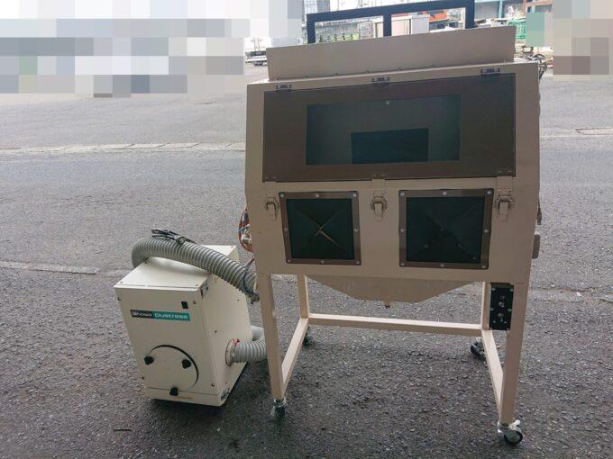 サンドブラスト 集塵機セットを買取・出品しました!倉敷店2020/9/5