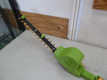 ダイレクトショップ マジックトリマー 充電式コードレス伸縮植木バリカン 軽量 バッテリー式 を買取しました。岡山店2020/10/6