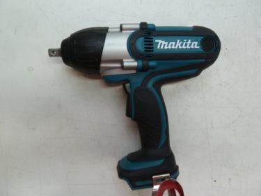 makita マキタ 充電式 インパクトレンチ TW450DRFX セット を買取しました。岡山店2020/10/9