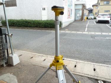 タジマ(Tajima) レーザー墨出し器 エレベーター三脚3000 ELV-300 を買取しました。岡山店2020/10/19