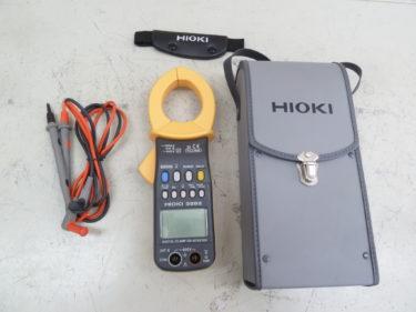 HIOKI (日置電機) 3282 デジタルクランプオンハイテスタ (AC 1000A) を買取しました。岡山店2020/10/25