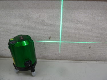 ムラテック KDS ATL-100RG リアルグリーンレーザー レーザー墨出し器 を買取しました。岡山店2020/10/29