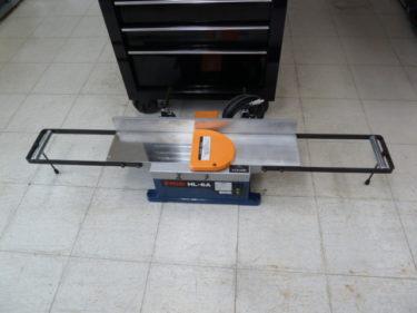 RYOBI リョービ 卓上 小型 手押 電動カンナ  HL-6Aを買取しました。岡山店2020/11/2