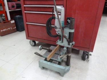 お待ちかねの、日立工機 木工用ドリル 造作角のみ 角ノミドリル付きスタンド BS15Y BUW-SH3 を買取しました。岡山店2020/11/16