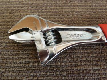 スナップオン Snap-on アジャスタブル(モンキー)レンチ 10インチ 256mm FADH10FADEを買取しました。岡山店2020/11/30