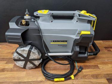 業務用 高圧洗浄機ケルヒャーHD4/8Cを買取しました!倉敷店2020/11/7