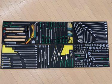 STAHWILLE スタビレー ポルシェ工具セットを出品しました!倉敷店2020/11/9
