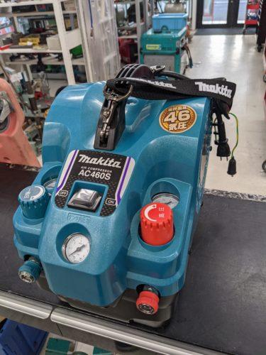 マキタ 小型高圧エアーコンプレッサーを買取しました!岡山店2020/11/27