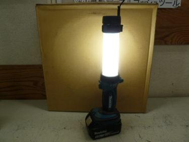 マキタ ML806 充電式LEDワークライト を買取しました。岡山店2020/12/18