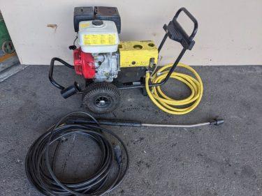 ケルヒャー エンジン高圧洗浄機 HD1050Bを買取しました!倉敷店