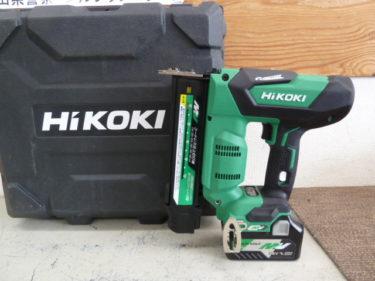 日立・HiKOKI (ハイコーキ) コードレス仕上釘打機 マルチボルトシリーズ  NT3640DA を買取しました。岡山店2021/1/11