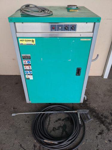 安全自動車 高圧洗浄機を出品しました!倉敷店